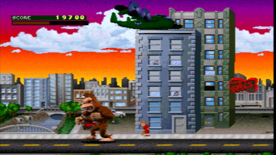 Image result for rampage ps1